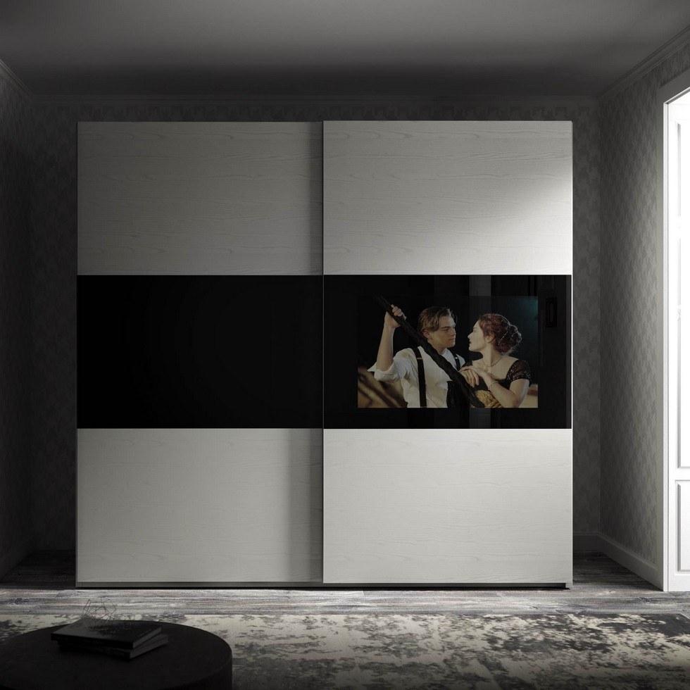 Sistema Mirror: Armadio TV