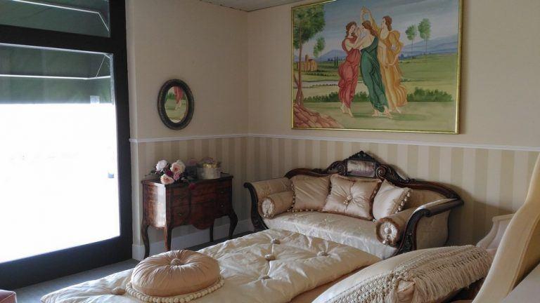 Particolari camera da letto