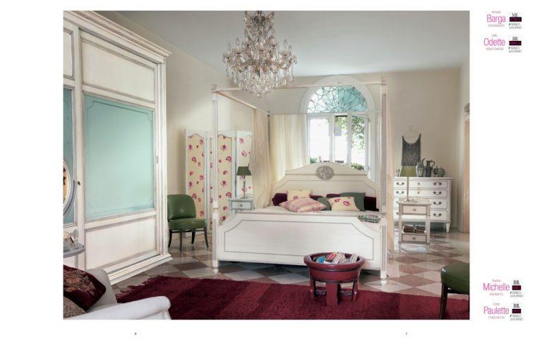 Camera da letto Faber Mobili