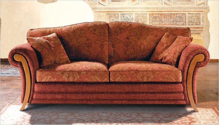 TreCi Salotti divano modello Bruges