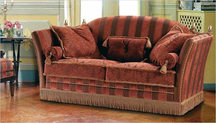 TreCi Salotti divano modello Ermes
